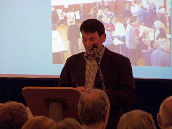 Public meeting presentations